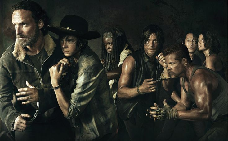 Here are five mind-blowing things you might have missed in The Walking Dead Season 5 premiere https://ianneateblog.wordpress.com/
