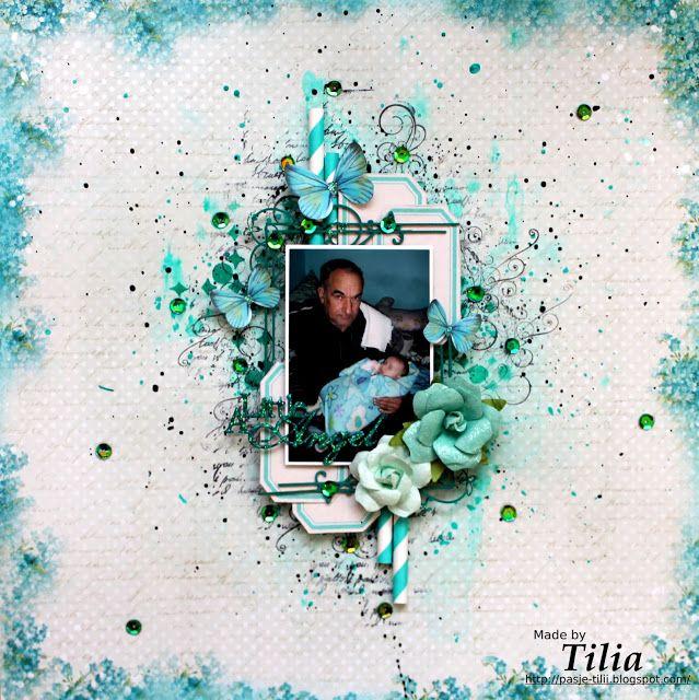 Rozmaite twory Tilii: LO - A little Angel