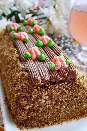 Торт «Сказка» в домашних условиях: рецепт с фото пошагово | Как приготовить на Webpudding.ru