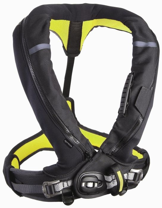 spinlock deckvest inflatable PFD