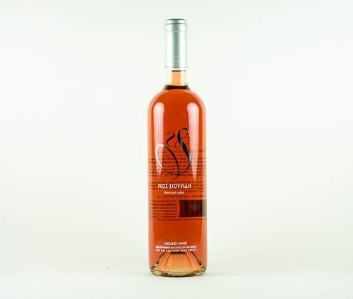Ροζέ 2013 - Κτήμα Σγουρίδη - Botilia.gr