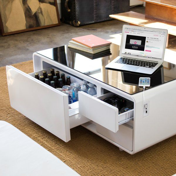 Smart Coffee Table In 2019 Cool Coffee Tables Coffee Table