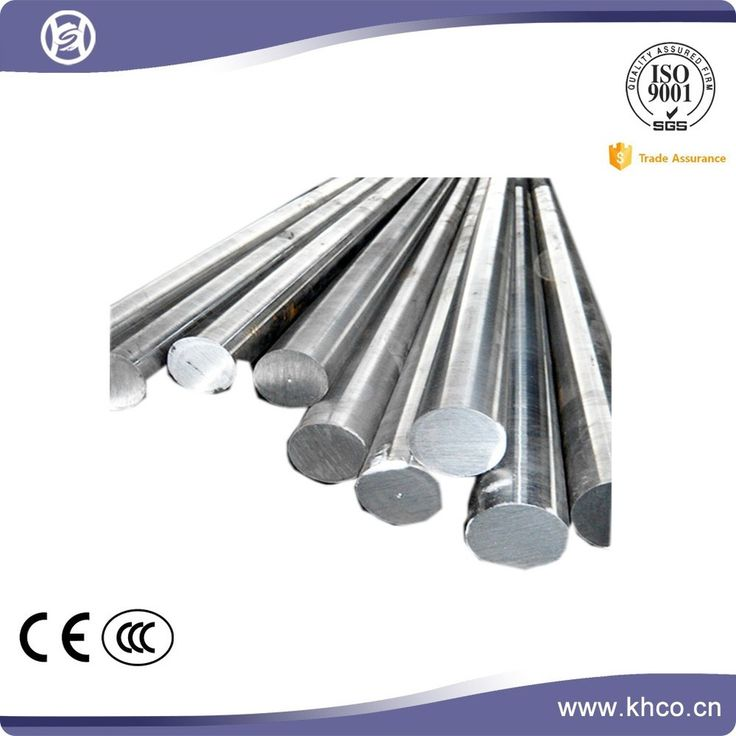 Plastic steel round forged S136 mold steel properties