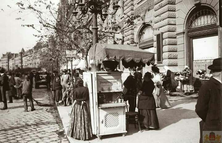 1910. Erzsébet körút.