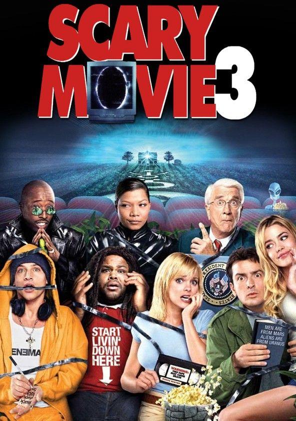 Scary Movie 3 Pelicula Completa En Espanol Scary Movies Scary Movie 3 Scary Movie 4