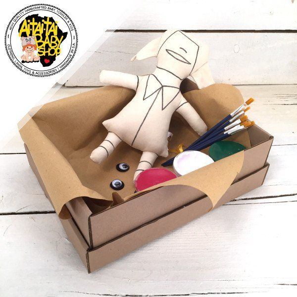 Paint your own Doll