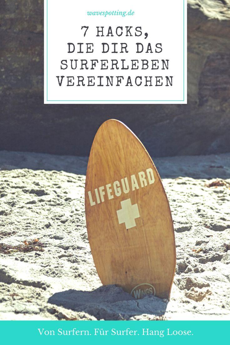 Surfen || Surf Tips || Surfing || Tipps || Hacks || Bilder || Ideen