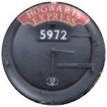 Hogwarts Express 25mm pin badge £1.00