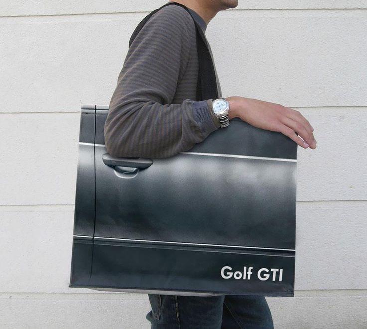 Bolsas de marcas con un diseño muy creativo
