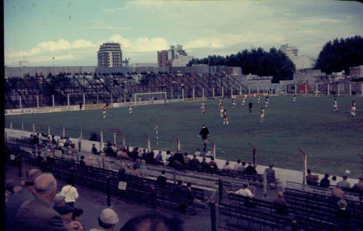 El viejo estadio - Manuela Pedraza y Cramer