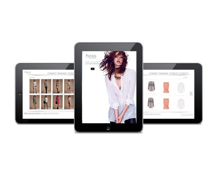 Hoss. Catálogo para iPad