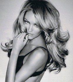 gorgeous voluminous hair
