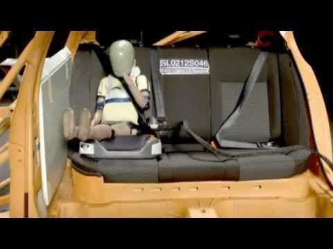 Kindersitze Test 2014 - 2015 von Stiftung Warentest und ADAC   Autokindersitze
