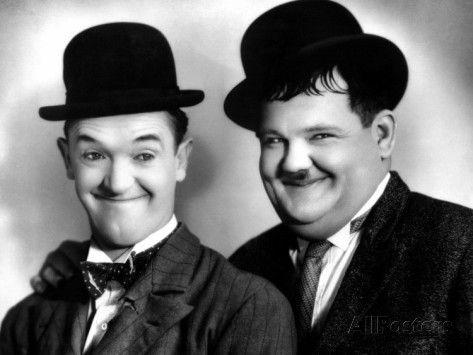 Laurel et Hardy Affiches sur AllPosters.fr