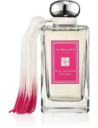 Jo Malone London Silk Blossom 100ml #davidjones #beauty #scent #fragrance #perfume #shop #jomalone #london
