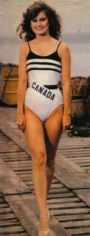 miss universe 1982 | Karen Baldwin from Canada became Miss Universe 1982.