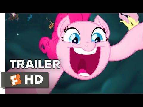 My Little Pony: The Movie Trailer (2017)   'Pony Party'   Movieclips Trailers