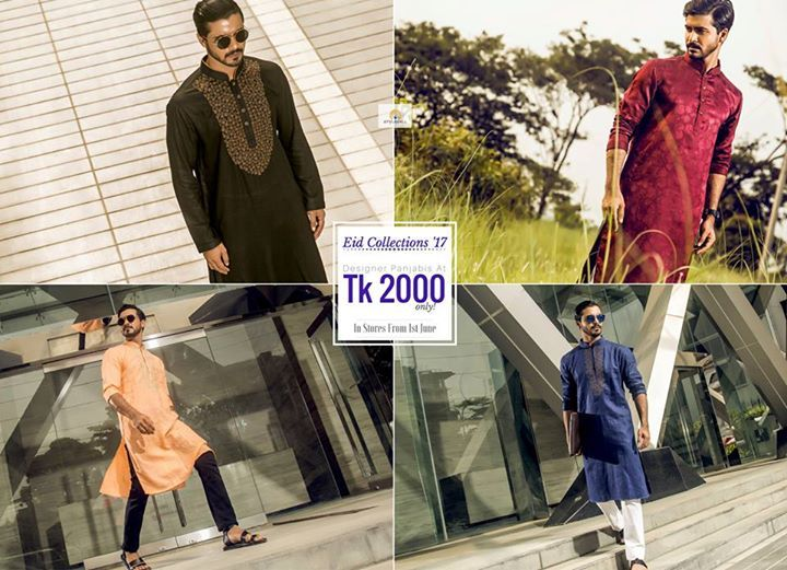 #StyleSell #Eid #Collection #NewArrivals - Buy Panjabis at Tk 1500 & Tk 2000 ONLY! Coates available at Tk 2000 and Polo T-shirts at Tk 700. In stores from 1st June <3  #Menswear #Regularwear #Trending #Clothing #Comfort #BestPrice #NewArrivals  Our Shop address: Showroom 1: South Avenue, Gulshan 1 (Just beside Gulshan 1 DCC Market on the main road). Showroom 2: Police Concord Plaza, Level 1, Shop no: 234, StyleSell. Helpline: 04478787877 #fashion #style #clothing