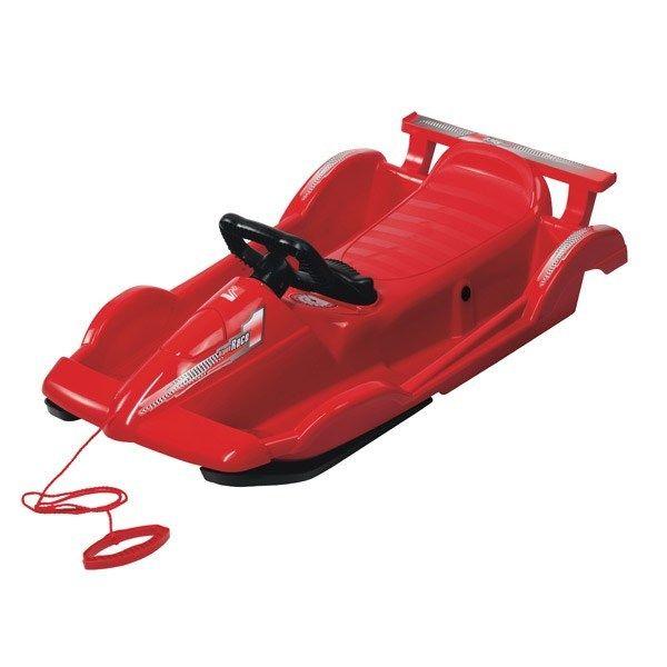 Race Slee, Formule 1 in de sneeuw