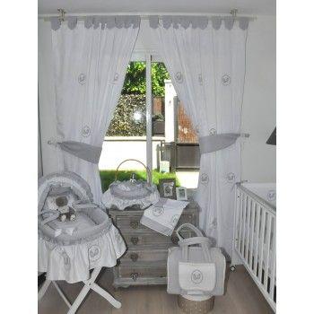 linge de b b cocon d 39 amour collection mes petites ballerines trousseaux de. Black Bedroom Furniture Sets. Home Design Ideas