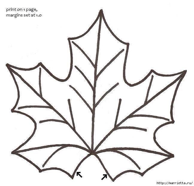 52 best fabric leaves images on pinterest activities appliques thread maple leaf mug rugs pictorial pronofoot35fo Image collections
