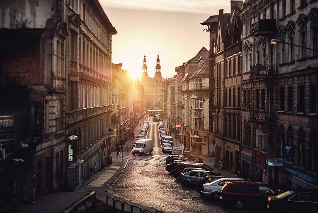 Poznan, Poland Długa Street
