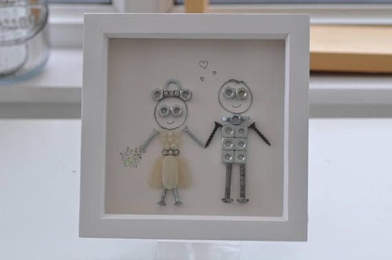 Hey, I found this really awesome Etsy listing at https://www.etsy.com/uk/listing/561863043/wedding-couple-square-framed-metal-art