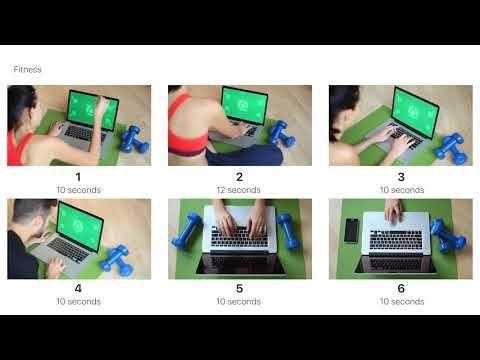 After Effects intro template | Biggest MockUp Kit  - Digital Device Mock...