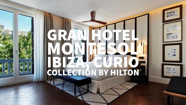 Gran Hotel Montesol Ibiza, Curio Collection by Hilton en Ibiza Ciudad, I...
