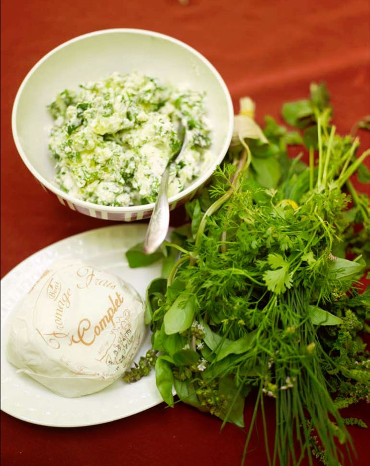Goat's cheese & herb brik recipe from A Month in Marrakesh by Andy Harris | Cooked.com