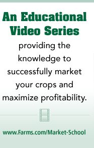 Lesson Four: Farms.com Market School: Know Your Grain Cost of Production.  In this video we are going to look closely at process of finding and knowing your grain cost of production