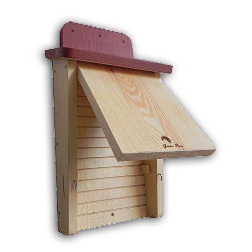 caja nido para murcielago