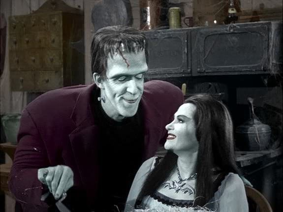 """THE MUNSTERS"""