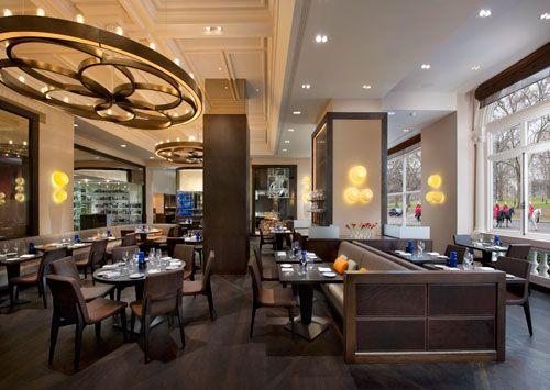 Dinner (Heston Blumenthal), Mandarin Oriental, London.