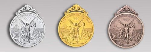 Exploring Chinese History :: Special Reports :: Beijing Olympics :: Medal Design