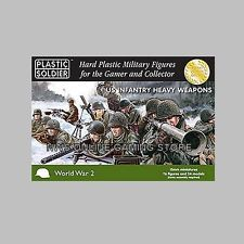 15mm : US INFANTRY HEAVY WEAPONS PLASTIC SOLDIER COMPANY NEW