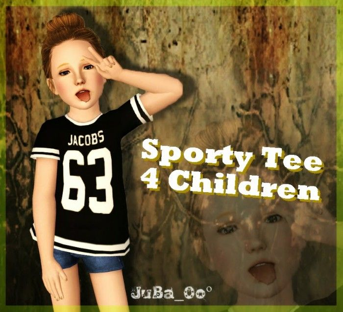 Clothing 4 Kids by Juba_0oº - Sims 3 Downloads CC Caboodle