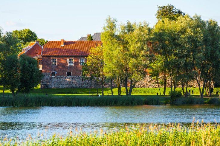 Zamek krzyżacki w Sztumie #kologotyku #sztum #pomorskie #architektura #rowery #zamek #krzyżacy