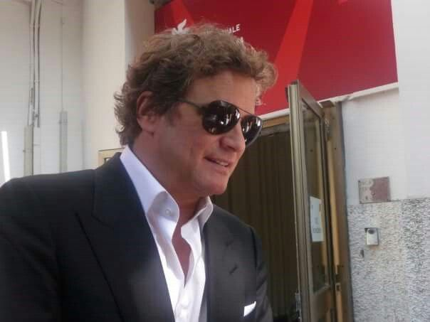 Colin Firth Venezia66