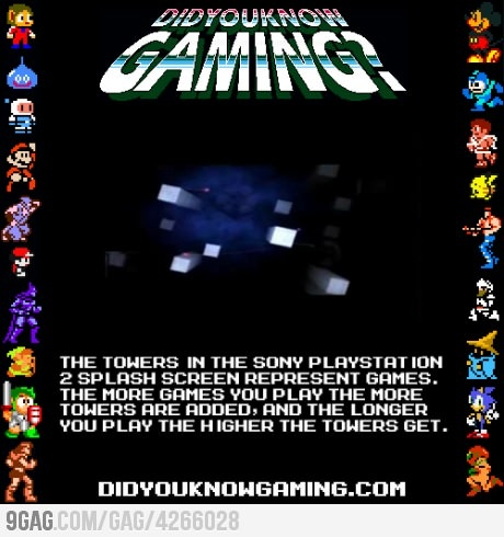 My whole life is a lie: Playstation Facts, Funnies Things, Mindfulness Blown, Ps Towers, Did You Know, Ps2 Quotes Towers Quotes, Gamer Geekeri, Dykg Playstation, Ps2 Towers