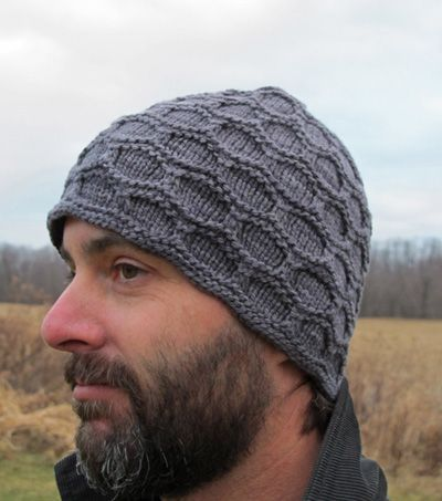 Quest for a Man...free pattern