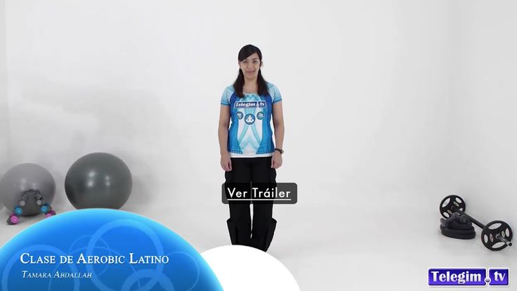 Video Clase AERÓBIC LATINO CON TAMARA 1406 http://blgs.co/lB9ahy