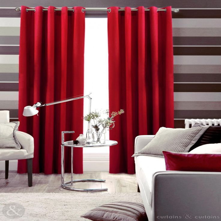 Best 25+ Red And White Curtains Ideas On Pinterest