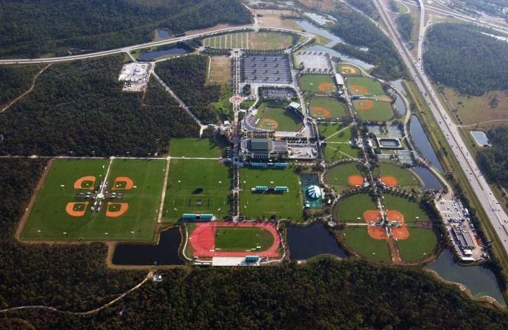 Walt Disney World, ESPN Wide World Of Sports Complex