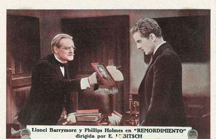 """Remordimiento (1932) """"Broken Lullaby"""" de Ernst Lubitsch - tt0022725"""