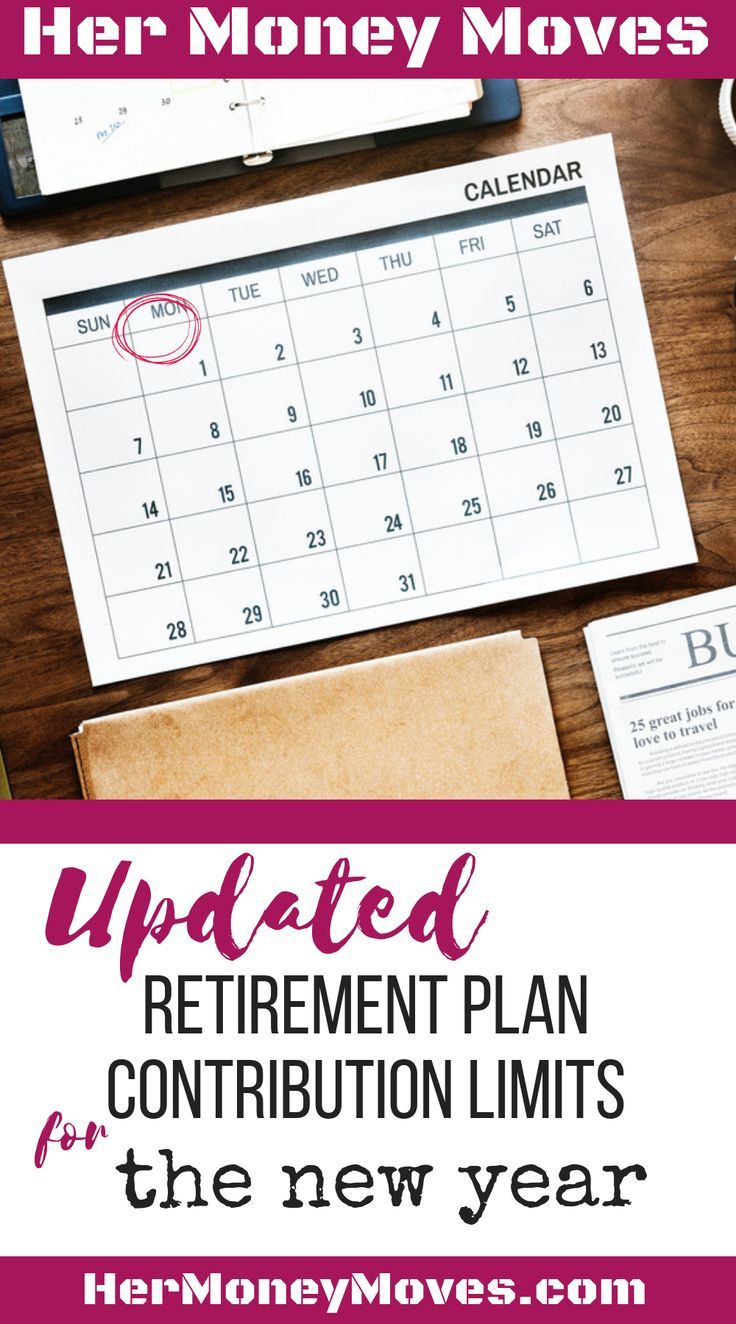 Great News For Savers And Those Who Wannabe Better Savers The Irs Announced That Retirement Plan Cont Retirement Planning How To Plan Investing For Retirement