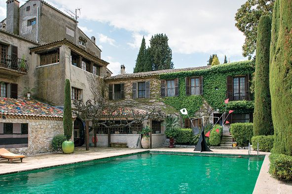 Hotel La Colombe d'Or | Provence | France