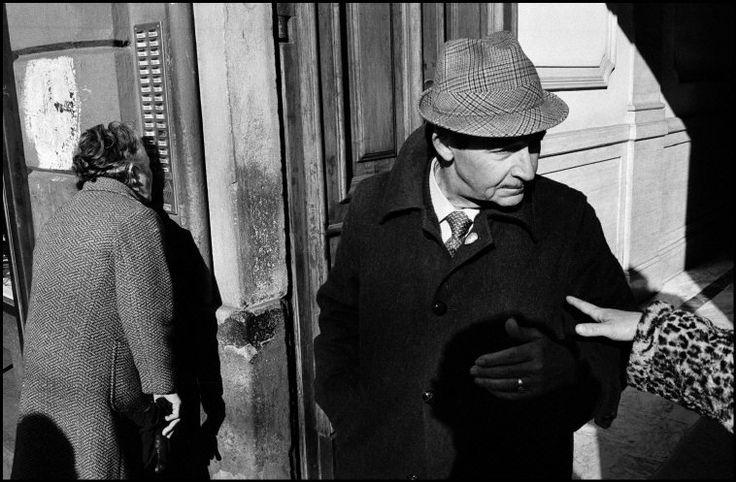 Richard Kalvar - Rome. 1981.