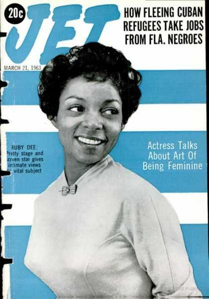 3 JET MAGAZINES May 75, July 73 and Mar 76 AFRO-AMERICAN HISTORY