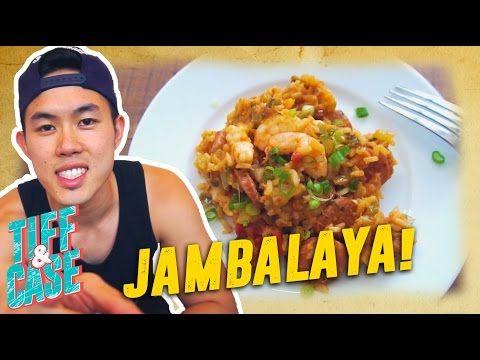 BEST JAMBALAYA RECIPE!! - YouTube